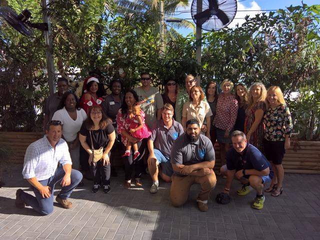 Holiday Group Photo